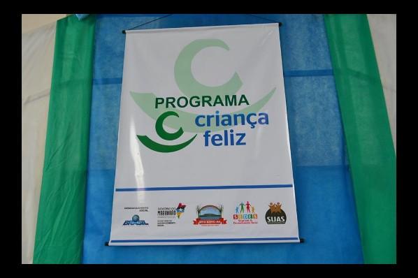 SECRETARIA DE DESENVOLVIMENTO SOCIAL REALIZOU PROGRAMAÇÃO DO PROGRAMA CRIANÇA FELIZ