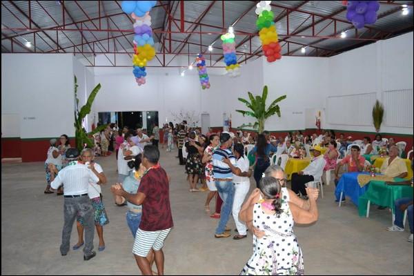 FESTA DO IDOSO